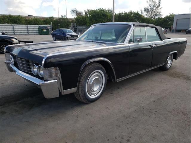 1965 Lincoln Continental (CC-1510518) for sale in Glendale, California