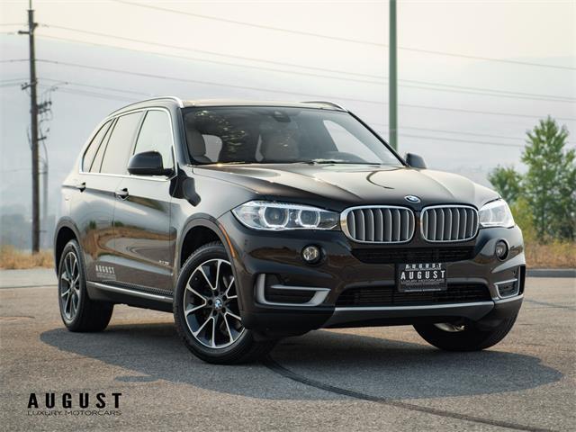 2018 BMW X5 (CC-1515208) for sale in Kelowna, British Columbia