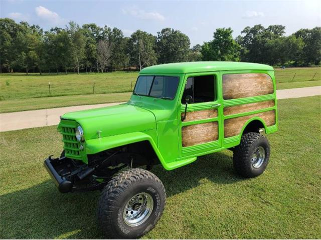 1952 Jeep Willys (CC-1515211) for sale in Cadillac, Michigan