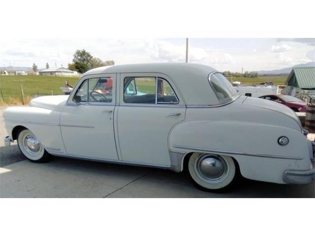 1950 DeSoto 4-Dr Sedan (CC-1515212) for sale in Cadillac, Michigan