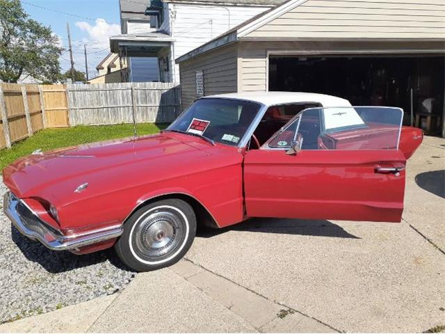 1966 Ford Thunderbird (CC-1515213) for sale in Cadillac, Michigan