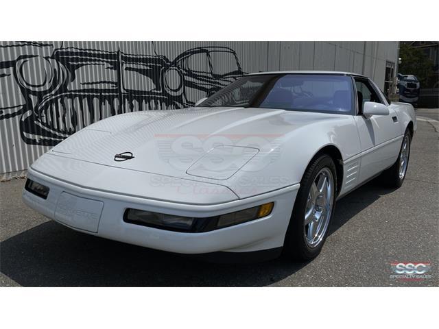 1991 Chevrolet Corvette ZR1 (CC-1515214) for sale in Fairfield, California