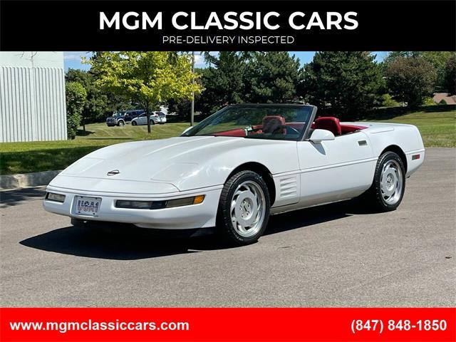 1992 Chevrolet Corvette (CC-1515221) for sale in Addison, Illinois