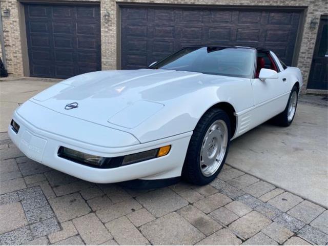 1992 Chevrolet Corvette (CC-1515222) for sale in Cadillac, Michigan