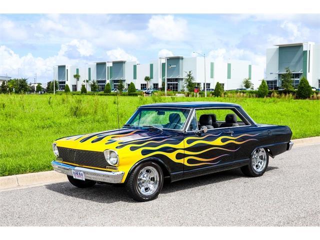 1964 Chevrolet Chevy II Nova (CC-1515236) for sale in Winter Garden, Florida