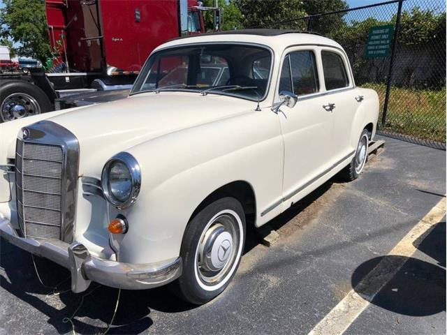 1959 Mercedes-Benz 190 (CC-1510524) for sale in Glendale, California