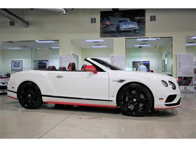 2017 Bentley Continental (CC-1515244) for sale in Chatsworth, California