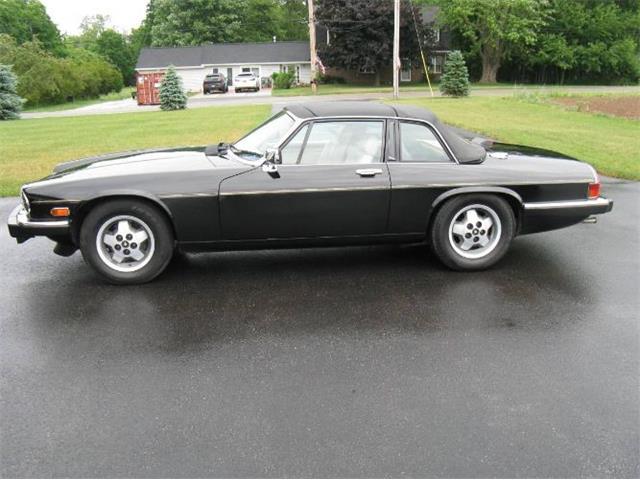 1987 Jaguar XJSC (CC-1515255) for sale in Cadillac, Michigan