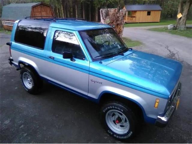 1988 Ford Bronco (CC-1515256) for sale in Cadillac, Michigan