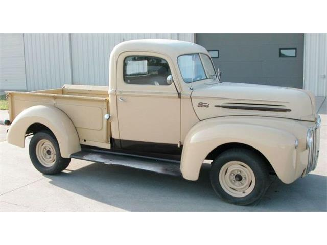 1946 Ford F1 (CC-1510526) for sale in Cadillac, Michigan