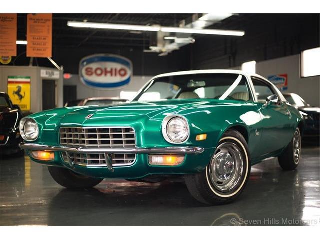 1972 Chevrolet Camaro (CC-1515261) for sale in Cincinnati, Ohio