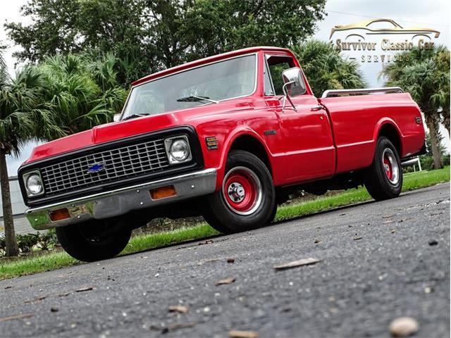 1972 Chevrolet C10 (CC-1515266) for sale in Palmetto, Florida