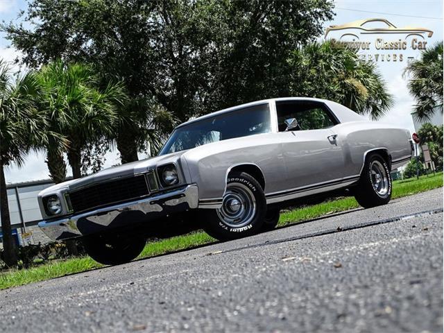 1972 Chevrolet Monte Carlo (CC-1515267) for sale in Palmetto, Florida