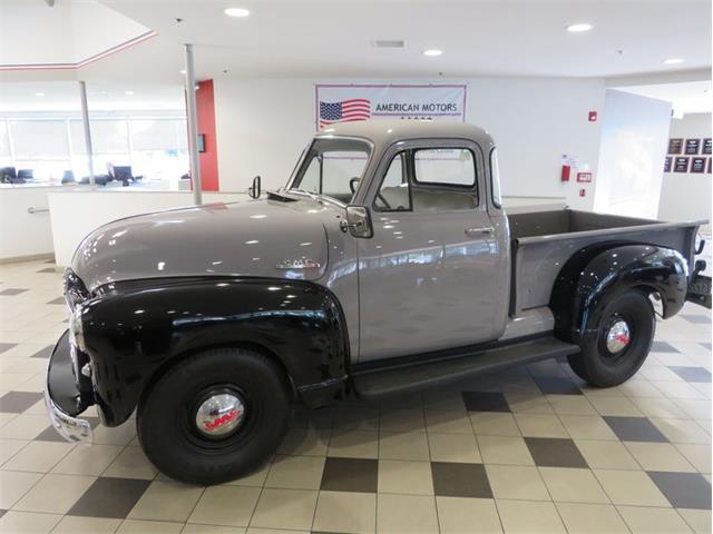 1953 GMC 5-Window Pickup (CC-1515269) for sale in San Jose, California