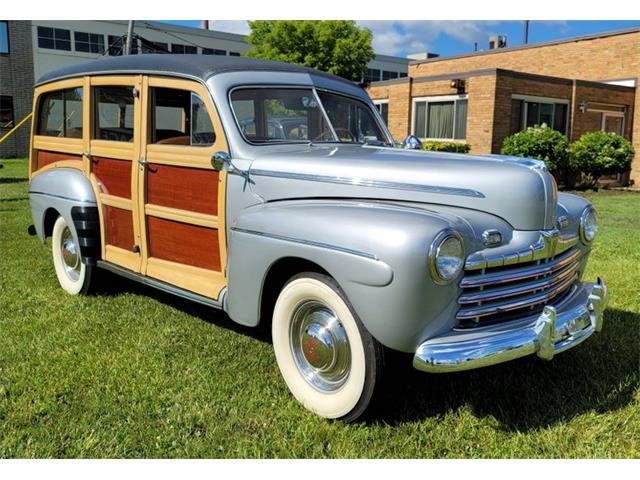 1946 Ford Woody Wagon (CC-1515274) for sale in Troy, Michigan