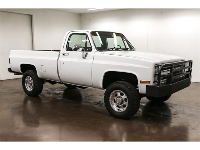1987 Chevrolet K-20 (CC-1515279) for sale in Sherman, Texas