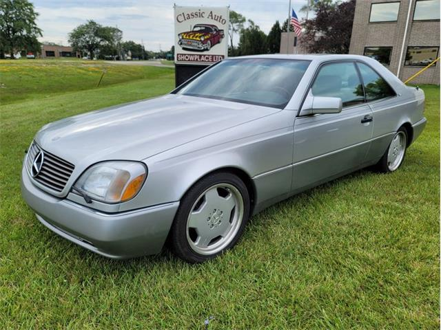 1995 Mercedes-Benz S600 (CC-1515281) for sale in Troy, Michigan