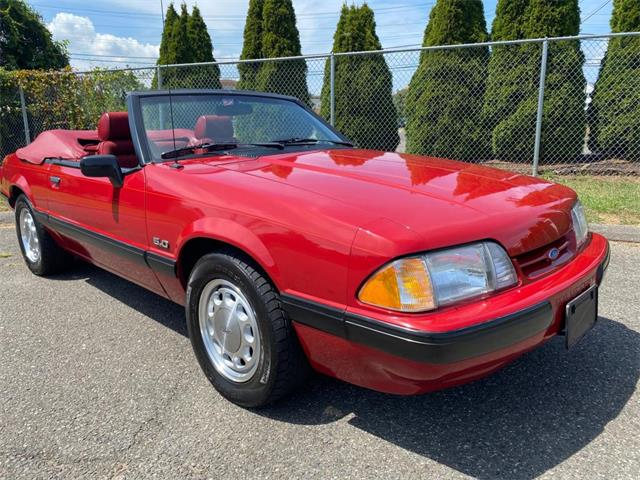1989 Ford Mustang (CC-1515286) for sale in Milford City, Connecticut