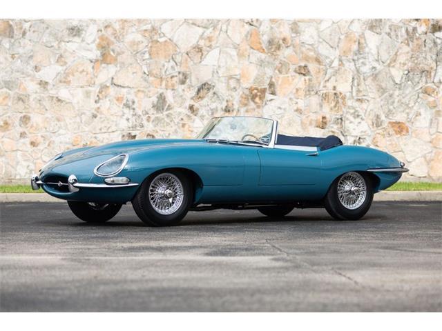 1961 Jaguar E-Type (CC-1515317) for sale in Houston, Texas