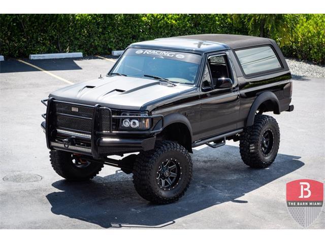 1995 Ford Bronco (CC-1510532) for sale in Miami, Florida
