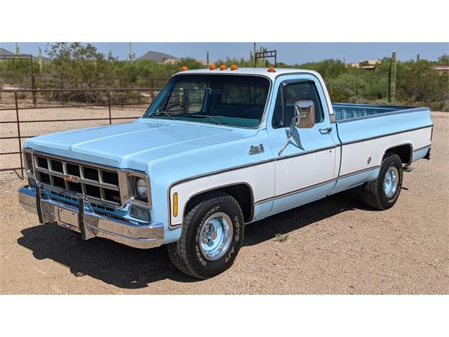 1977 GMC C/K 10 (CC-1515359) for sale in North Phoenix, Arizona