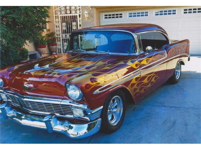 1956 Chevrolet Bel Air (CC-1515391) for sale in Fresno, California