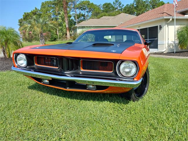 1972 Plymouth Barracuda (CC-1515394) for sale in Spring Hill, Florida