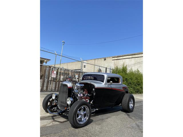 1932 Ford 3-Window Coupe (CC-1515400) for sale in Oakland, California