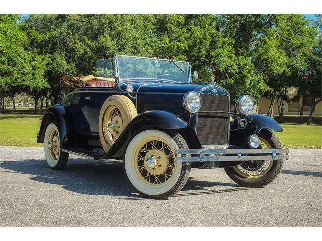 1931 Ford Model A (CC-1515410) for sale in sarasota, Florida