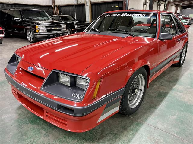 1986 Ford Mustang (CC-1515425) for sale in Sherman, Texas