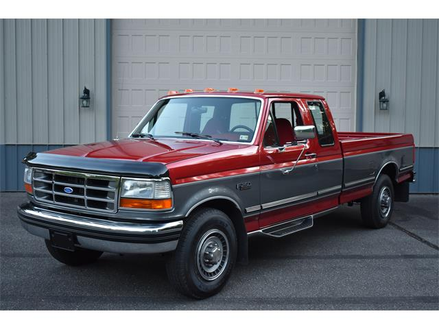1993 Ford F250 (CC-1515431) for sale in Marshall, Virginia