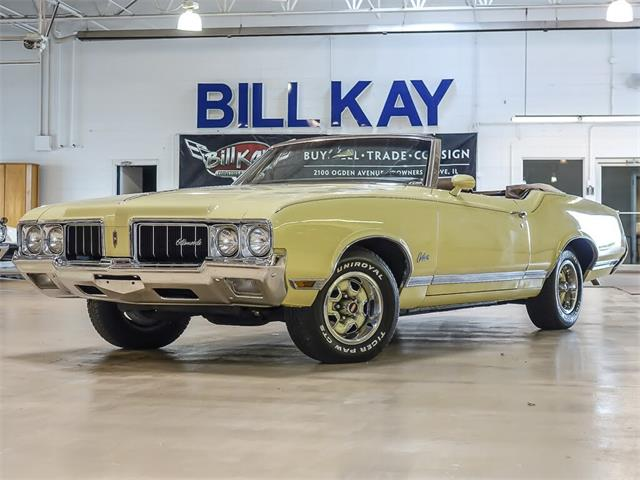 1970 Oldsmobile Cutlass (CC-1510547) for sale in Downers Grove, Illinois