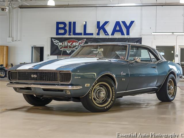 1968 Chevrolet Camaro (CC-1510549) for sale in Downers Grove, Illinois