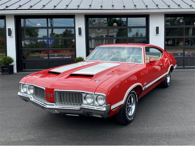 1970 Oldsmobile 442 W-30 (CC-1515490) for sale in Marshall, Virginia