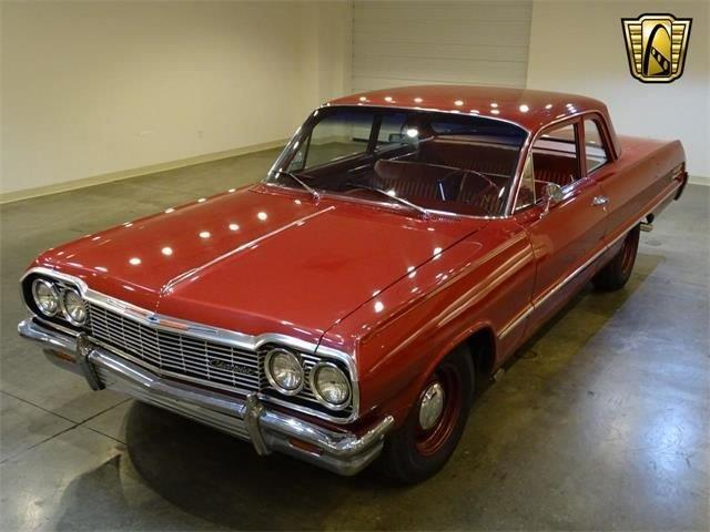 1964 Chevrolet Biscayne (CC-1515533) for sale in Saratoga Springs, New York
