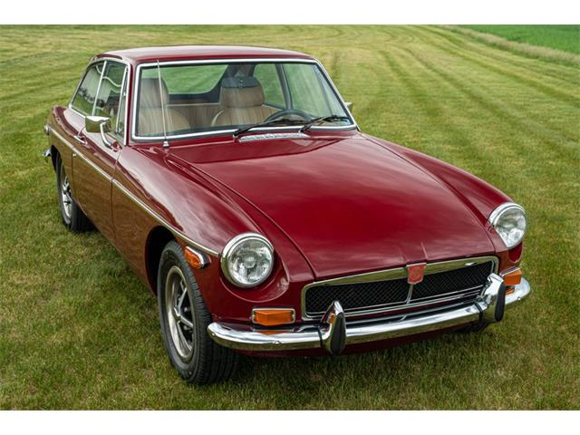 1973 MG MGB (CC-1515541) for sale in Saratoga Springs, New York