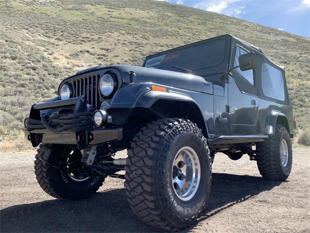 1981 Jeep CJ8 Scrambler (CC-1515604) for sale in Hailey, Idaho
