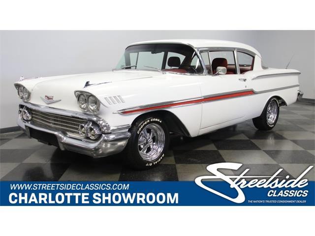 1958 Chevrolet Biscayne (CC-1515626) for sale in Concord, North Carolina