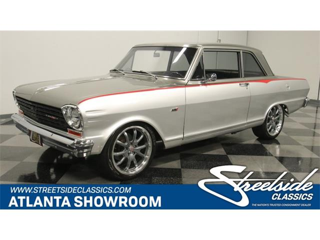 1963 Chevrolet Nova (CC-1515627) for sale in Lithia Springs, Georgia