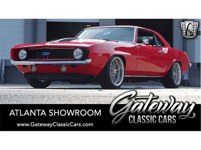1969 Chevrolet Camaro (CC-1515639) for sale in O'Fallon, Illinois