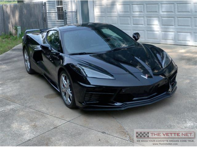 2020 Chevrolet Corvette (CC-1510565) for sale in Sarasota, Florida