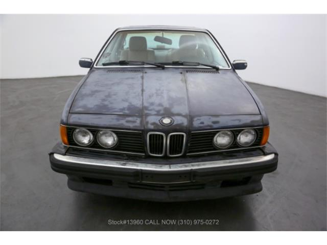 1987 BMW M6 (CC-1515651) for sale in Beverly Hills, California