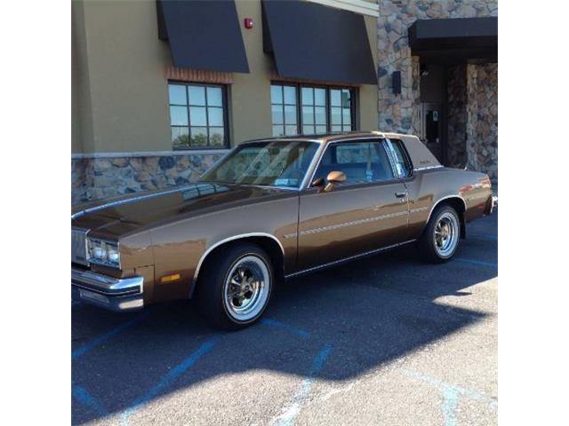 1980 Oldsmobile Cutlass (CC-1515669) for sale in Cadillac, Michigan