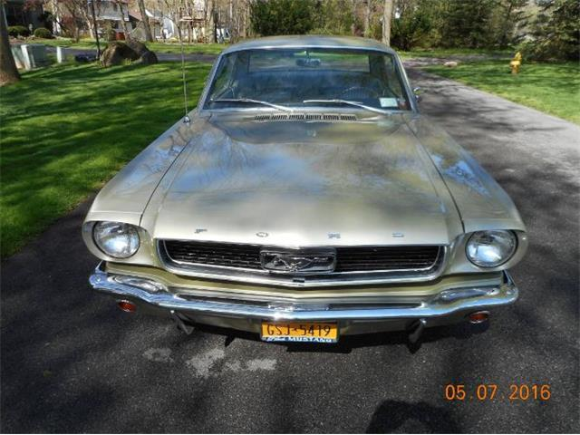 1966 Ford Mustang (CC-1515678) for sale in Cadillac, Michigan
