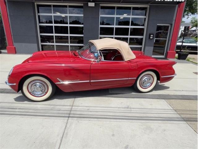 1954 Chevrolet Corvette (CC-1515682) for sale in Cadillac, Michigan