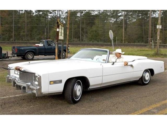 1974 Cadillac Eldorado (CC-1515687) for sale in Cadillac, Michigan