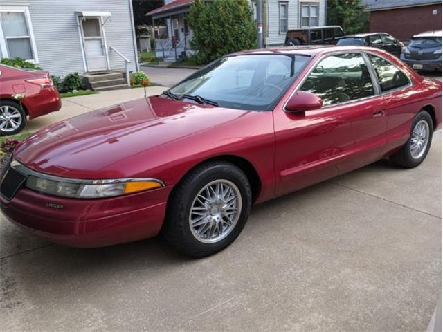 1995 Lincoln Mark VIII (CC-1515698) for sale in Cadillac, Michigan