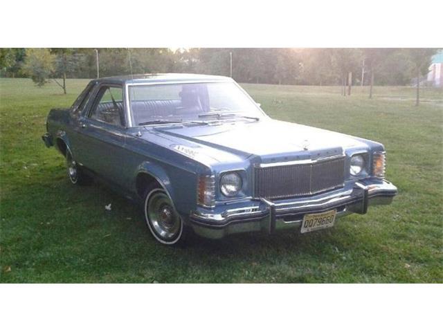 1976 Mercury Monarch (CC-1515699) for sale in Cadillac, Michigan