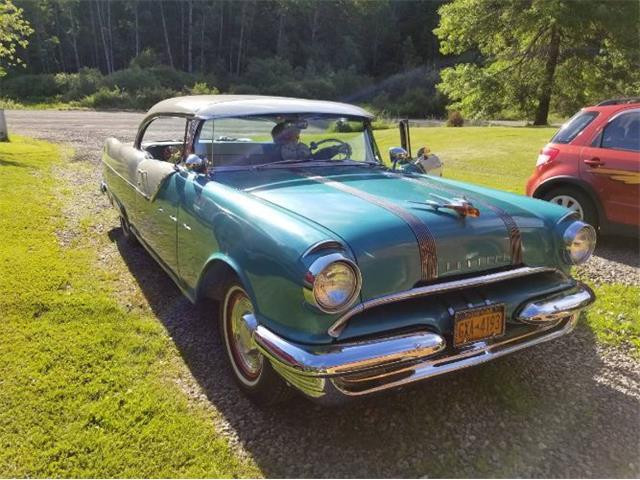 1955 Pontiac Star Chief (CC-1515700) for sale in Cadillac, Michigan