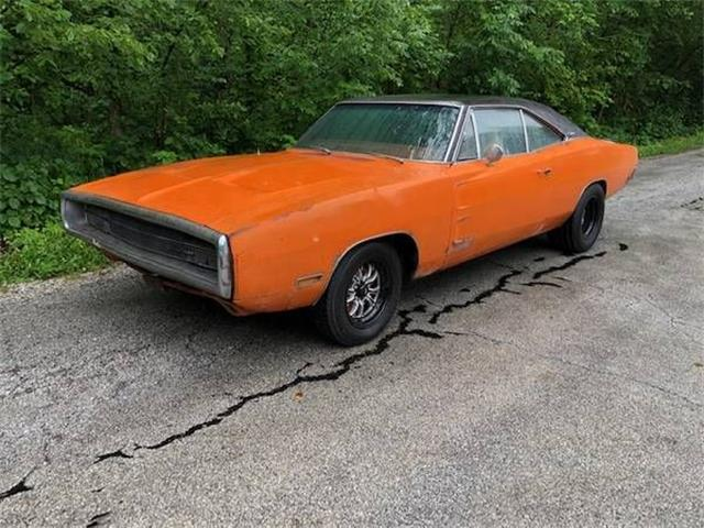 1970 Dodge Charger (CC-1515721) for sale in Cadillac, Michigan
